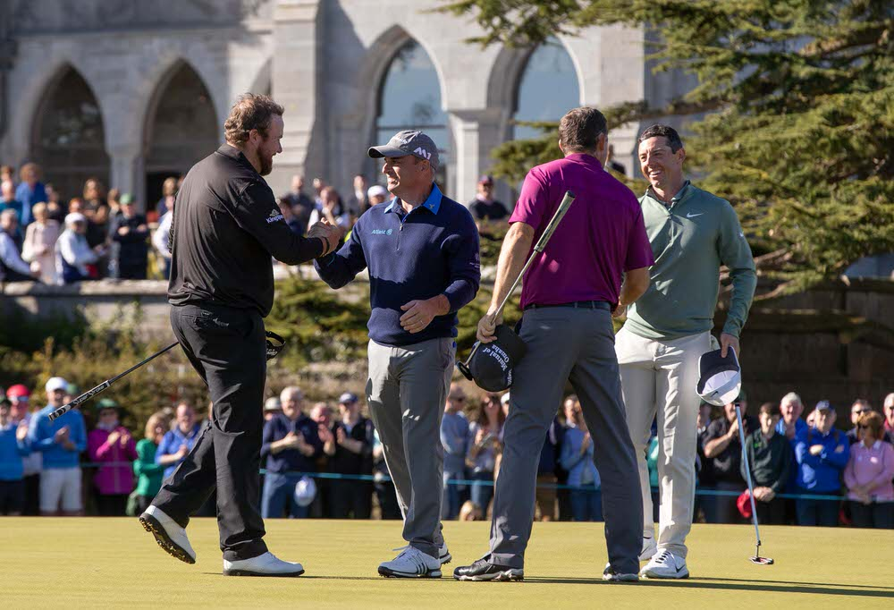 Honours even to celebrate the opening of The Golf Course at Adare Manor.jpg