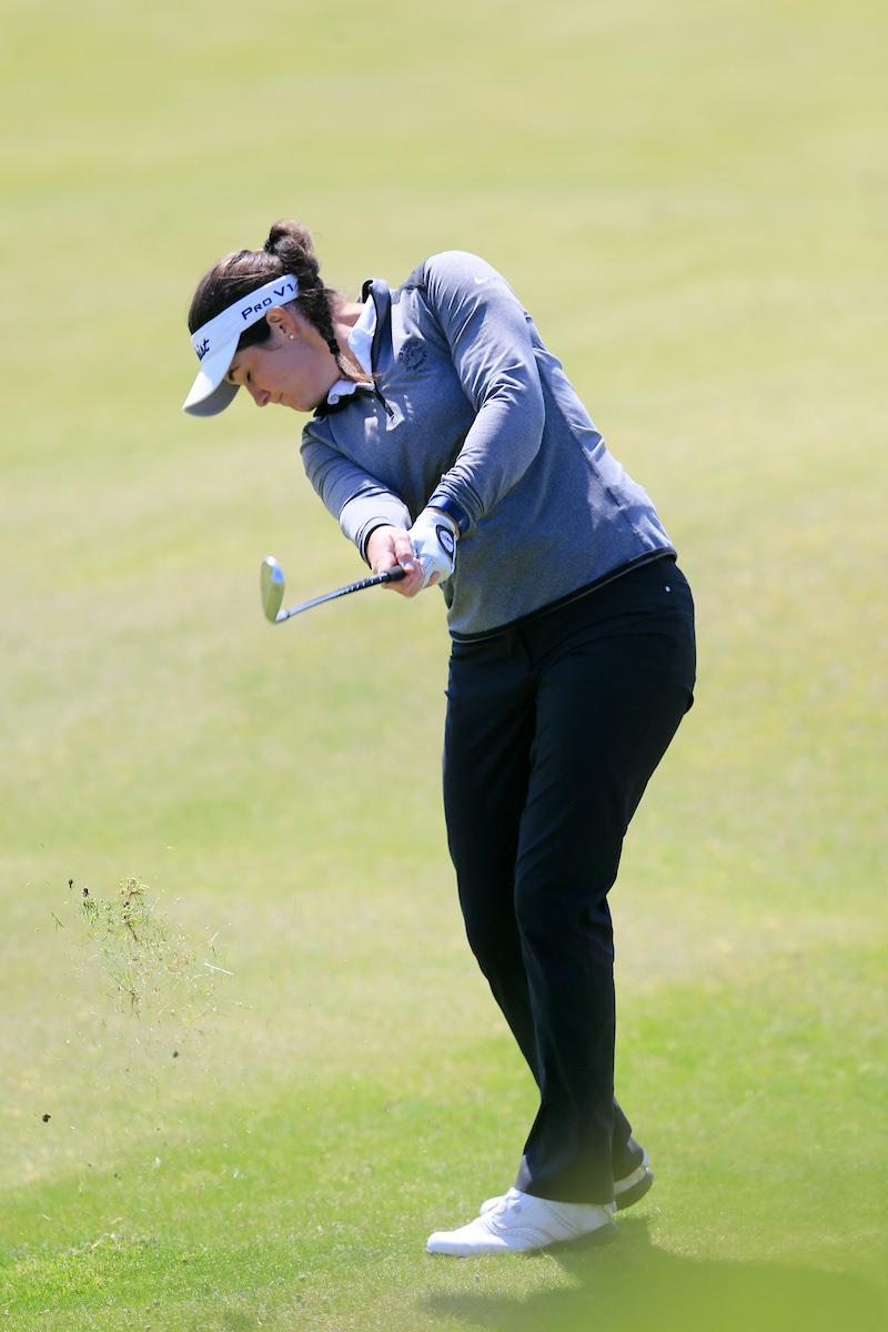 Paula Grant.Picture: Fran Caffrey/Golffile