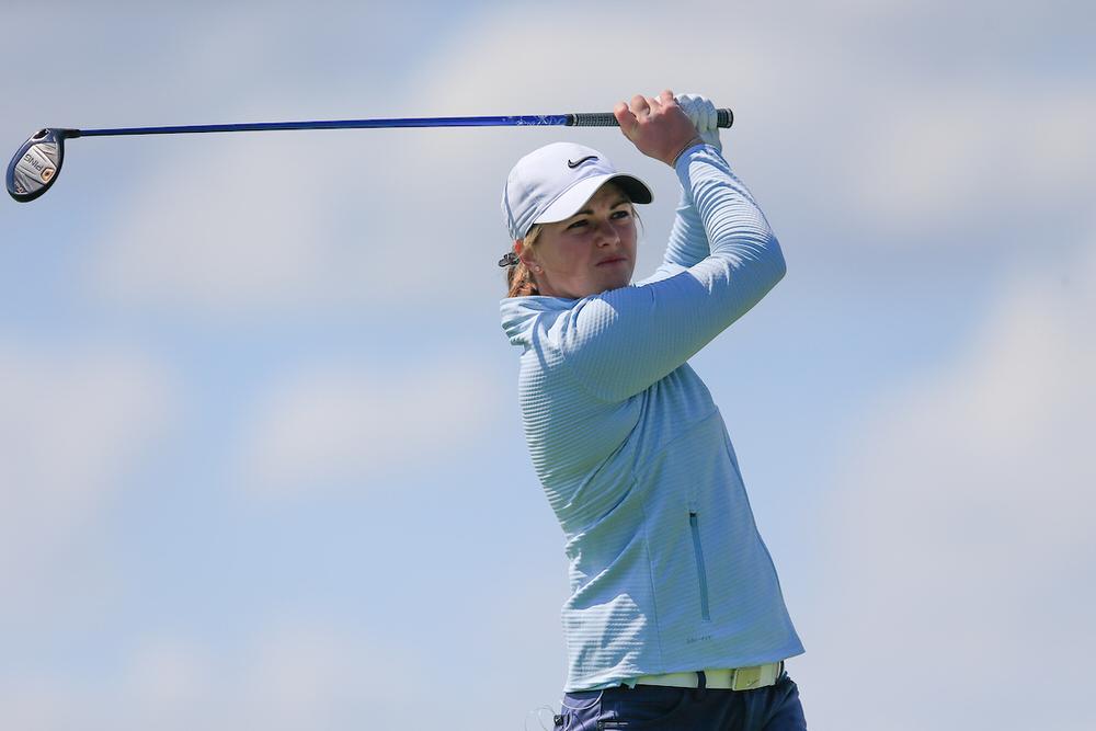 Hannah McCook (Scotland).Picture: Golffile | Fran Caffrey