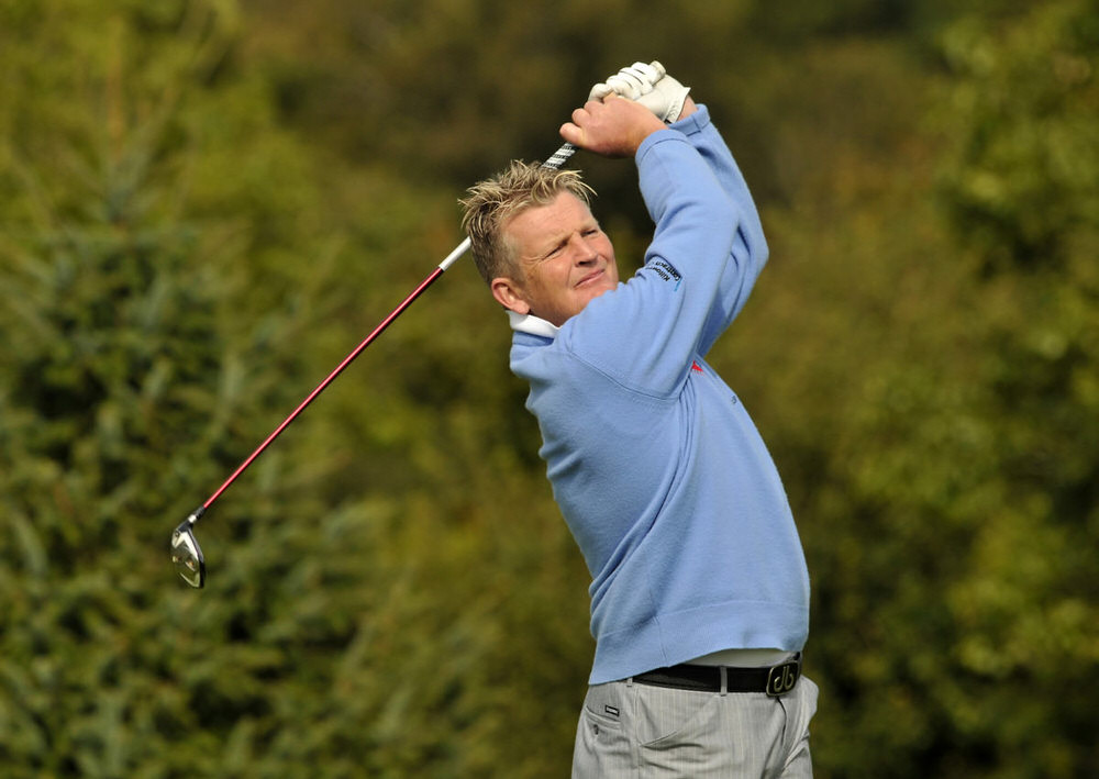 Paddy Gribben (Warrenpoint) during the AIG Senior Cup at Kindle in 2012. Picture;  Pat Cashman