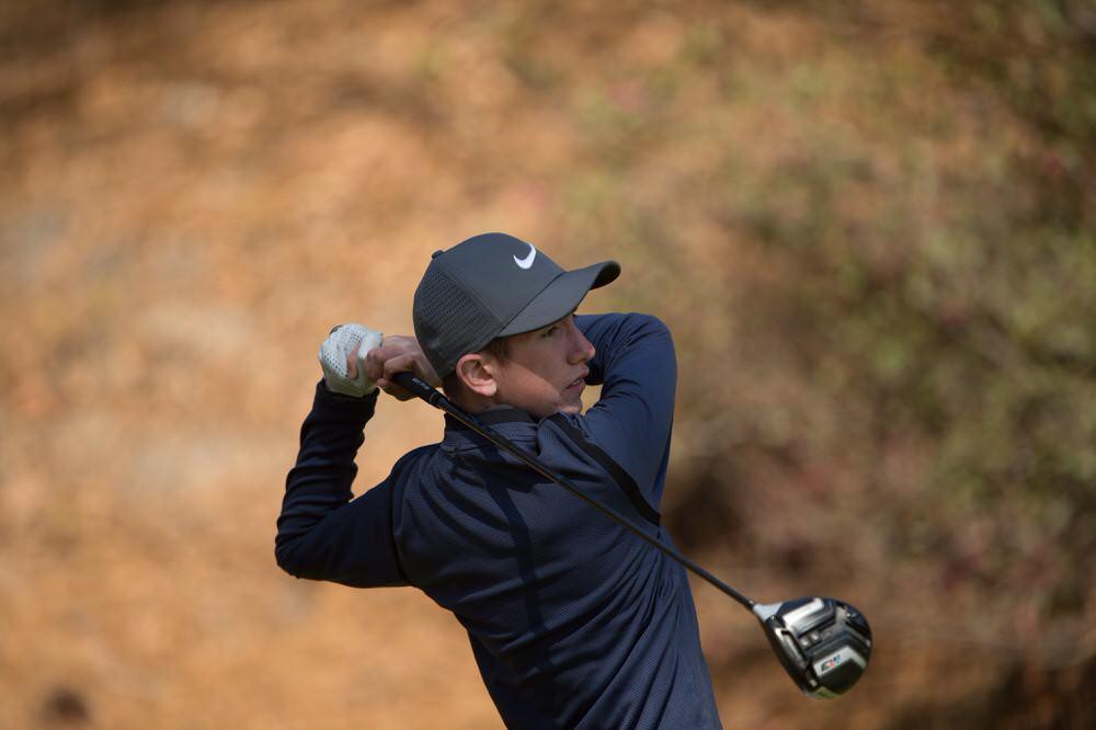 Holywood Golf Club's Tom McKibbin