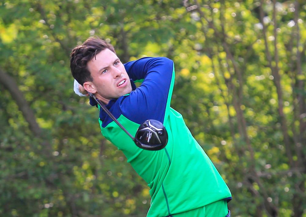 Alex Gleeson. Picture: Golffile