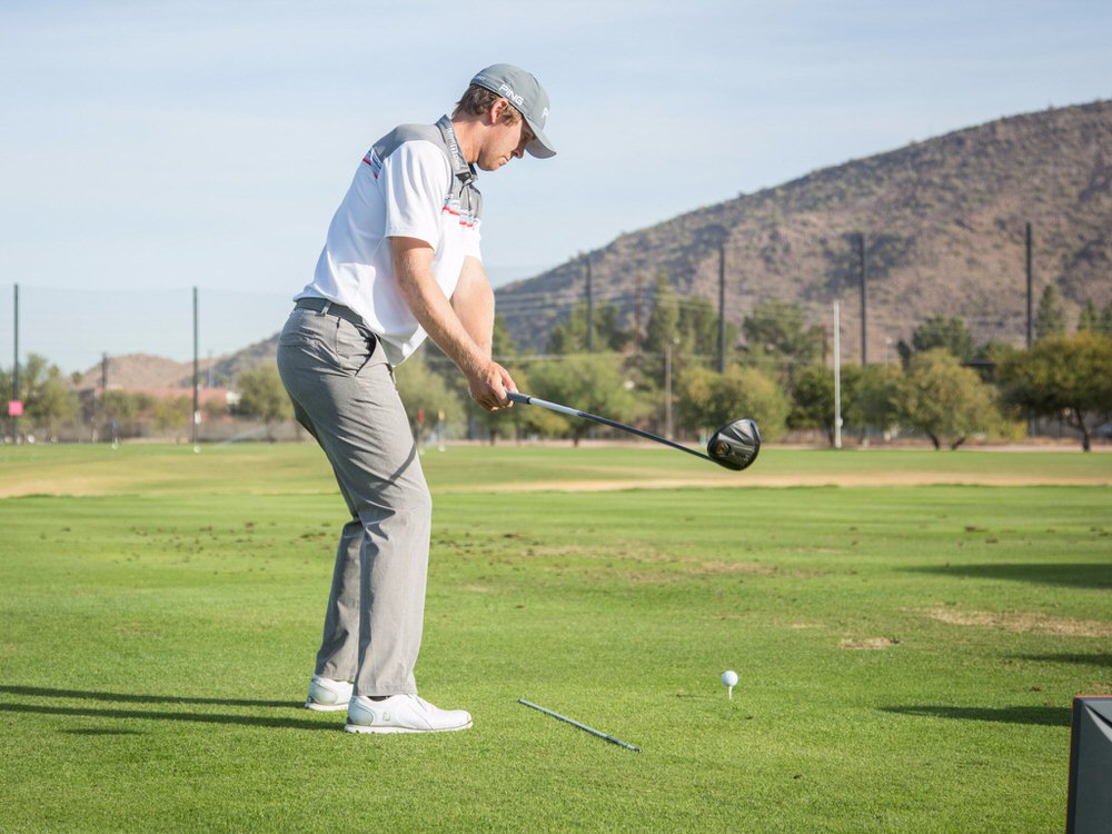 Seamus Power working on equipment at the PING HQ earlier year
