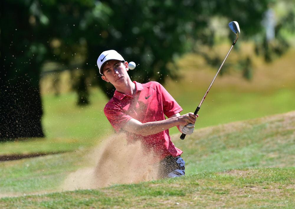 2018 Irish Boys Amateur Open Championship at Belvoir Park Golf C