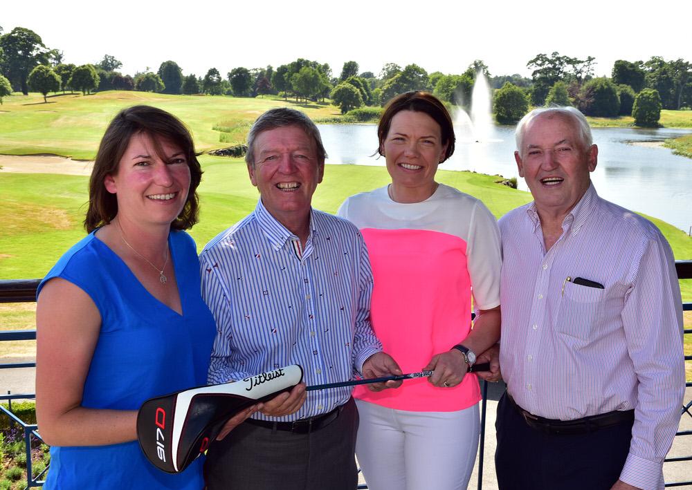 2018 Team Ireland Golf Pro-Am at the KClub