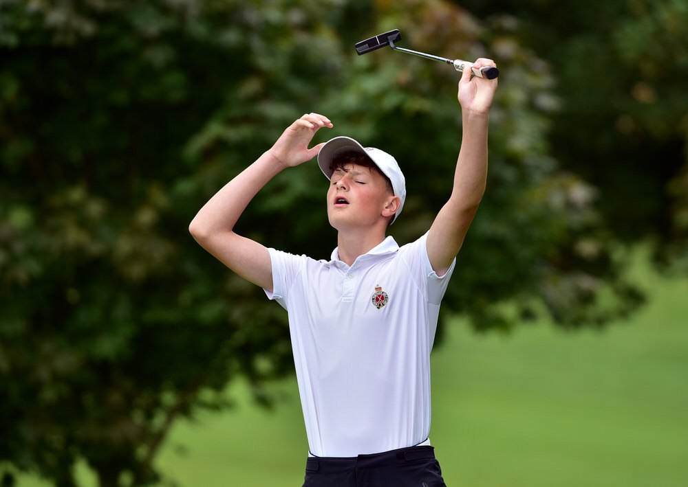 2018 Irish Boys Under 14 Amateur Open Championship at Mullingar
