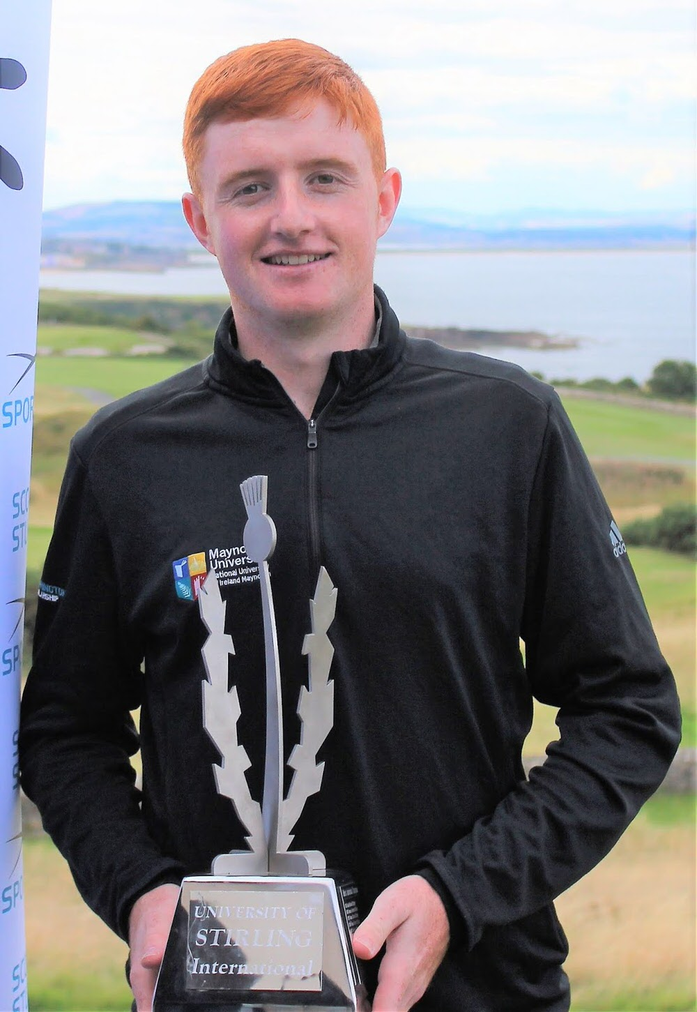 Ronan Mullarney. Picture © CAL CARSON GOLF AGENCY