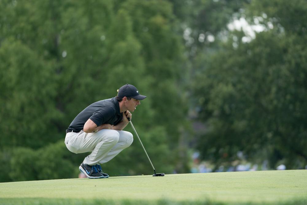 Rory McIlroy. Pic © PGA of America