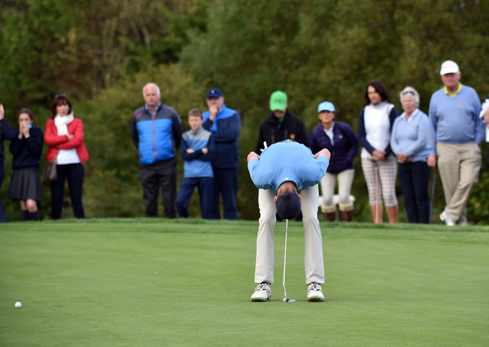 2018 Fred Daly Trophy All Ireland Finals at Tramore Golf Club