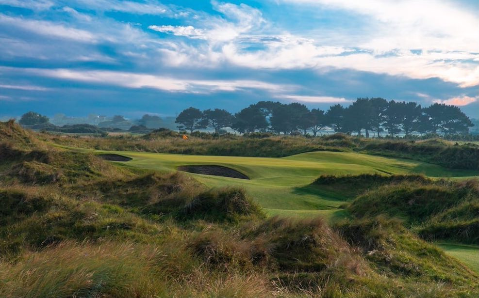 hall and o keeffe beat 70kph winds at portmarnock links news