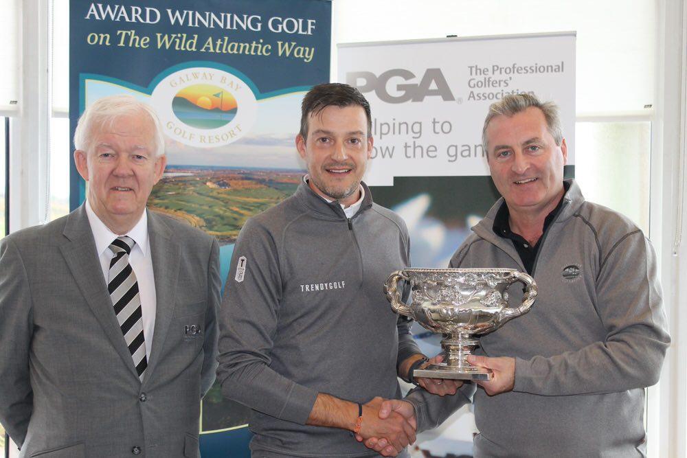 Irish PGA 2018 presentation