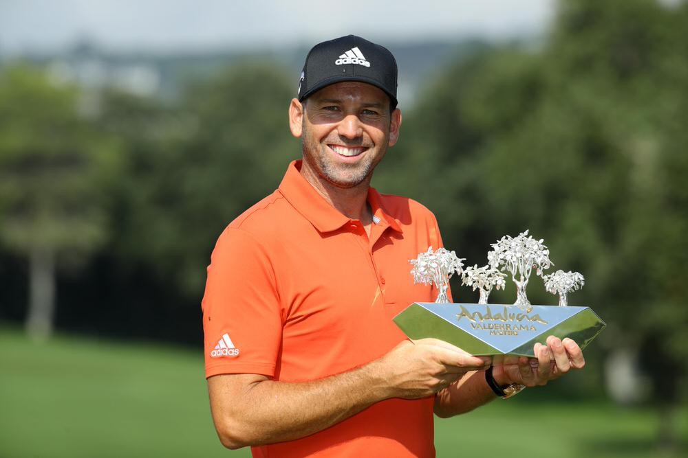 Sergio Garcia. Picture: Getty Images