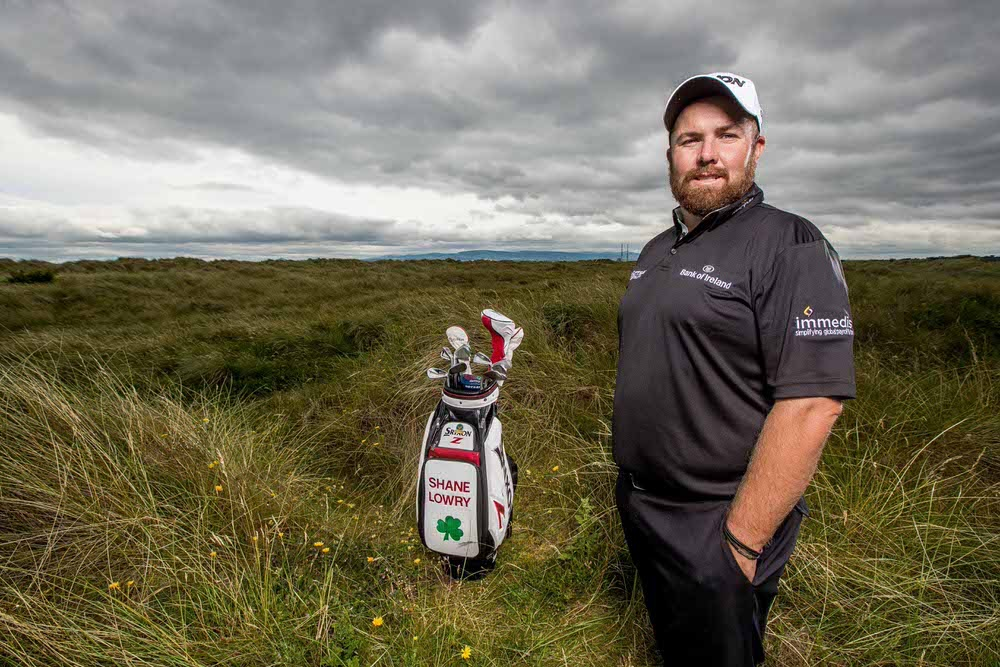 Shane Lowry. Photo: INPHO