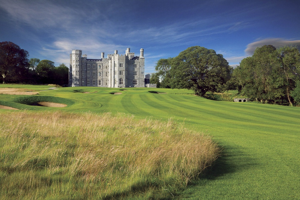 Killeen Castle's 18th hole