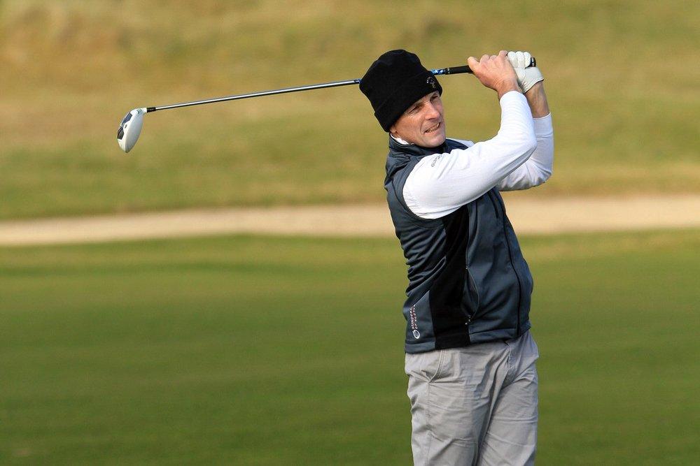 David Higgins. Picture courtesy Niall O'Shea/ Cork Golf News
