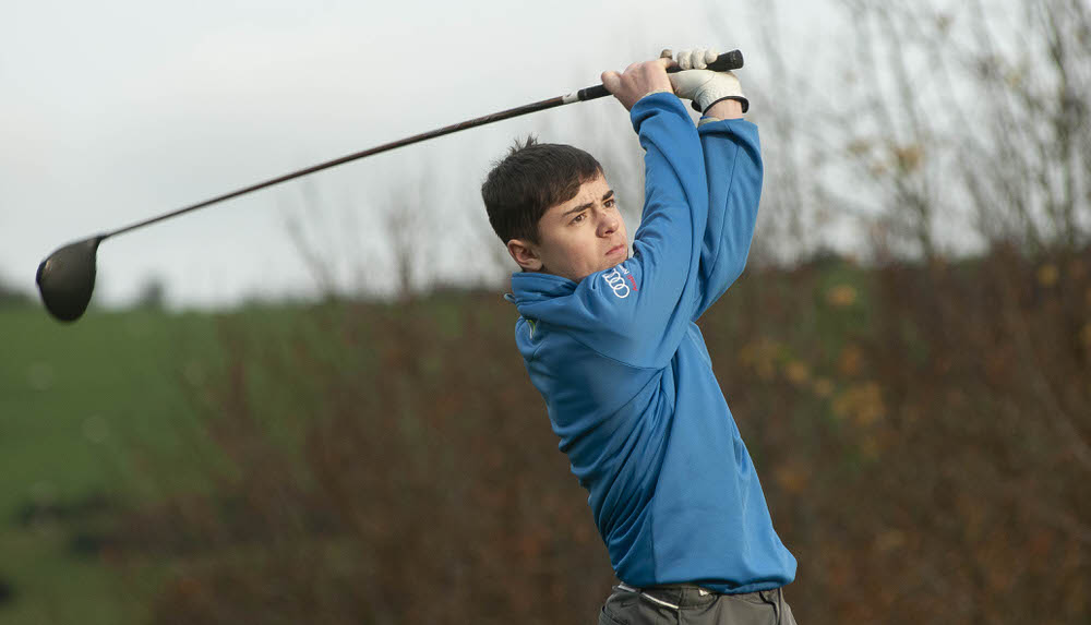 Leinster Schools Junior Championship at Tulfarris Golf Club 2018
