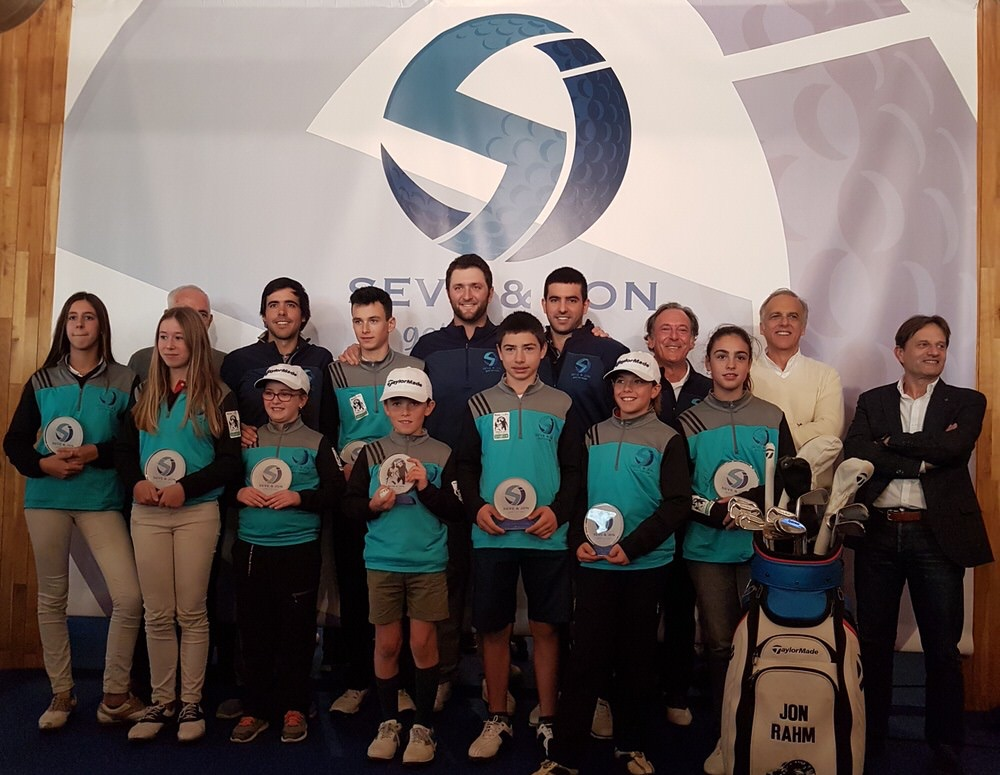 Seve&Jon golf for kids ganadores.jpg