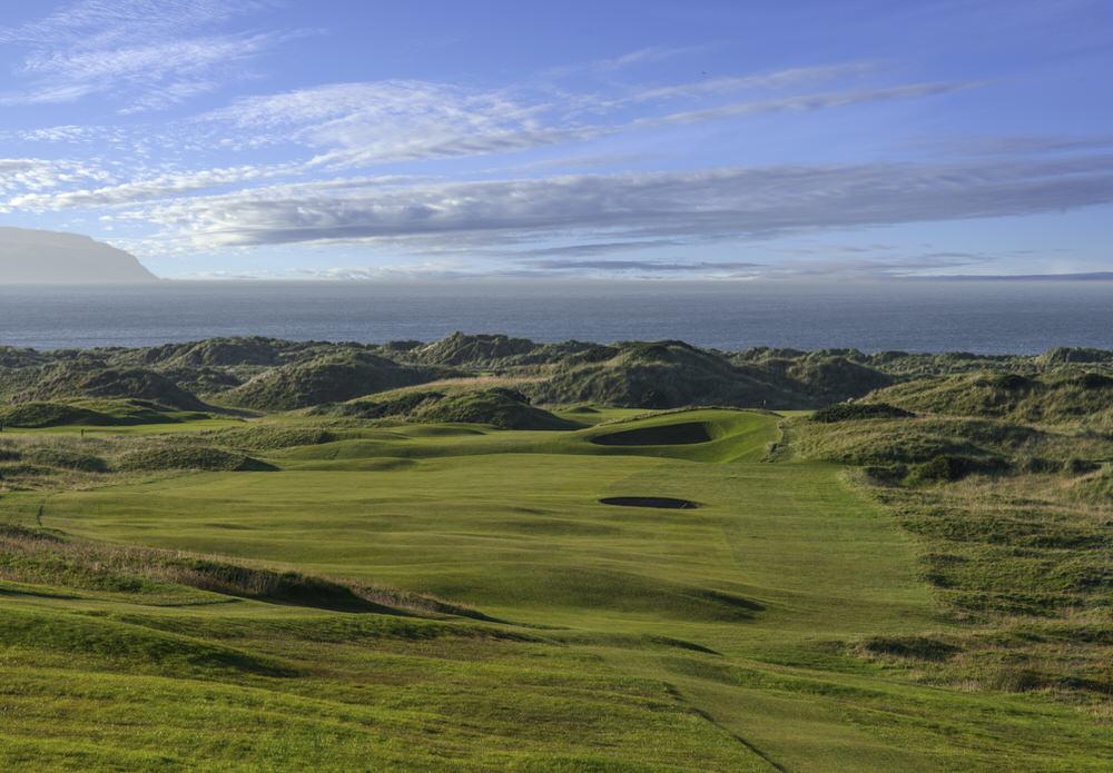 links golf in Northern Ireland
