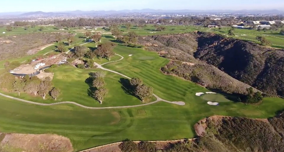 The South Course at Torrey Pines