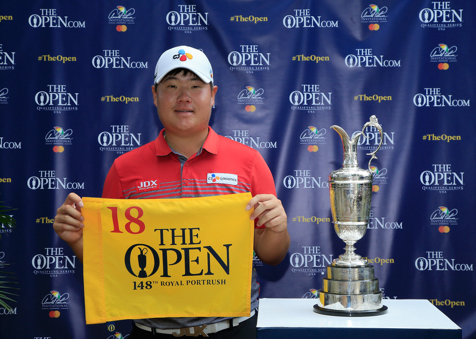 Sungjae Im qualified for The 148th Open at the Arnold Palmer Invitational presented by Mastercard.