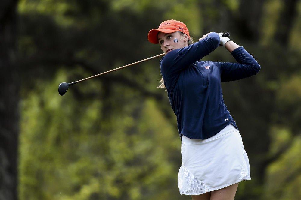 Julie McCarthy, Picture: Wade Rackley/Auburn Athletics