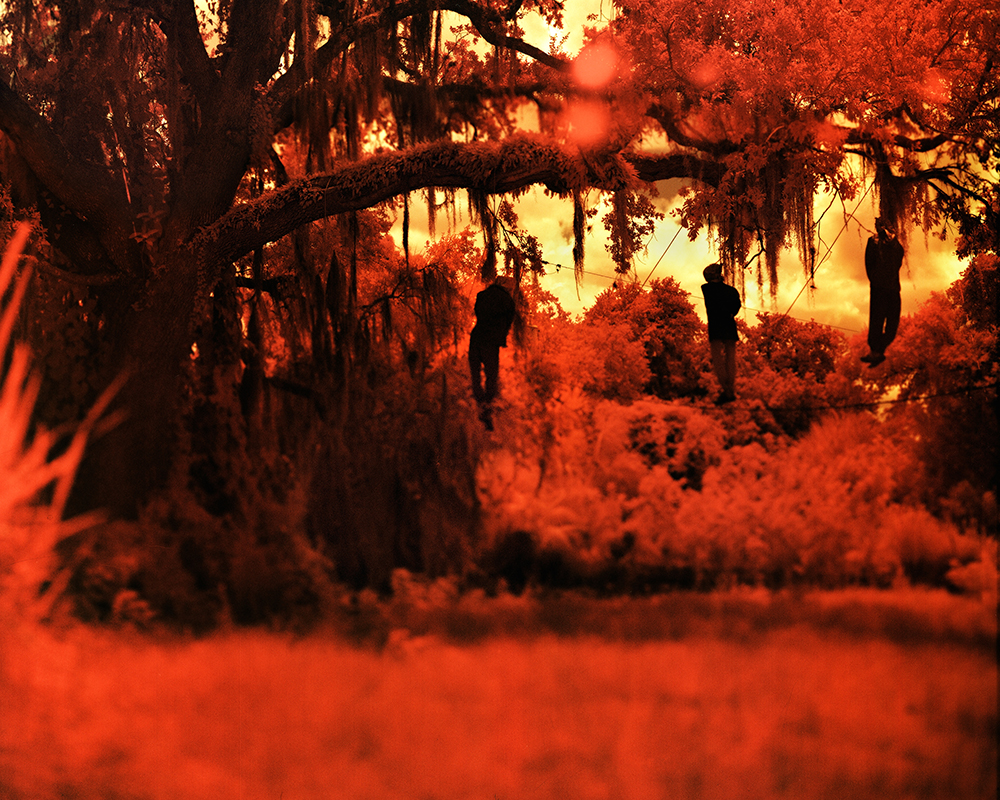 Episode 8 ~ I Wait in Hell * Large Format Infrared * 10 Print Limited Edition