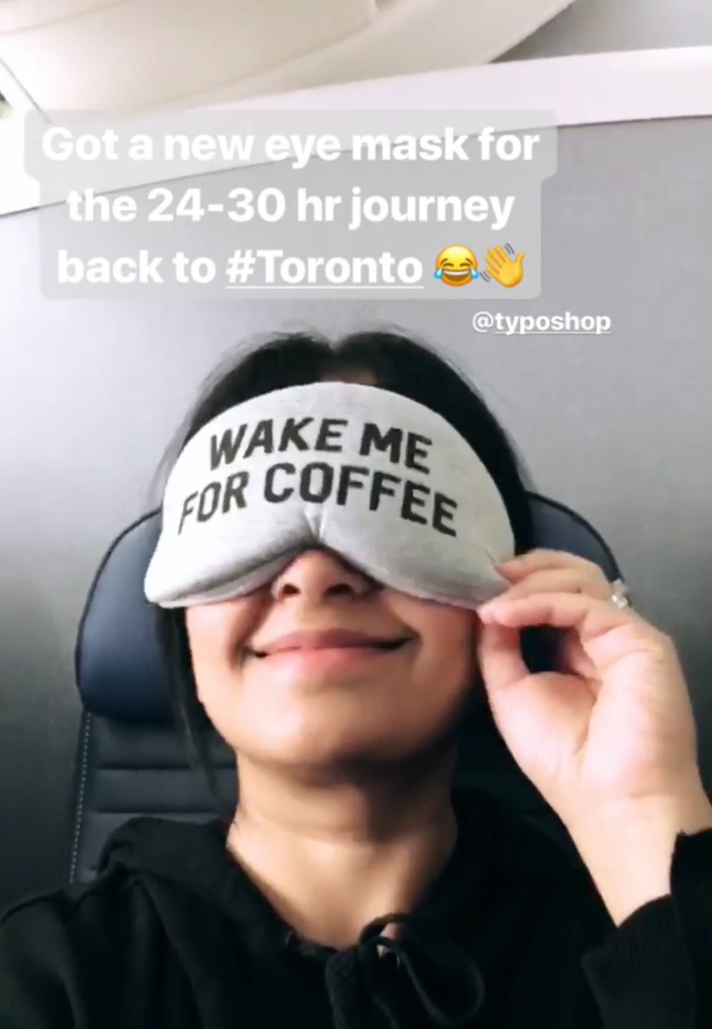 Traveling from Australia to Toronto (24+ hrs in flight)