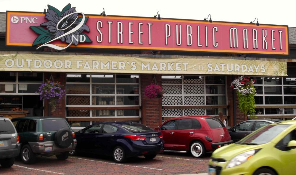 2nd Street Market (via Dayton CVB)