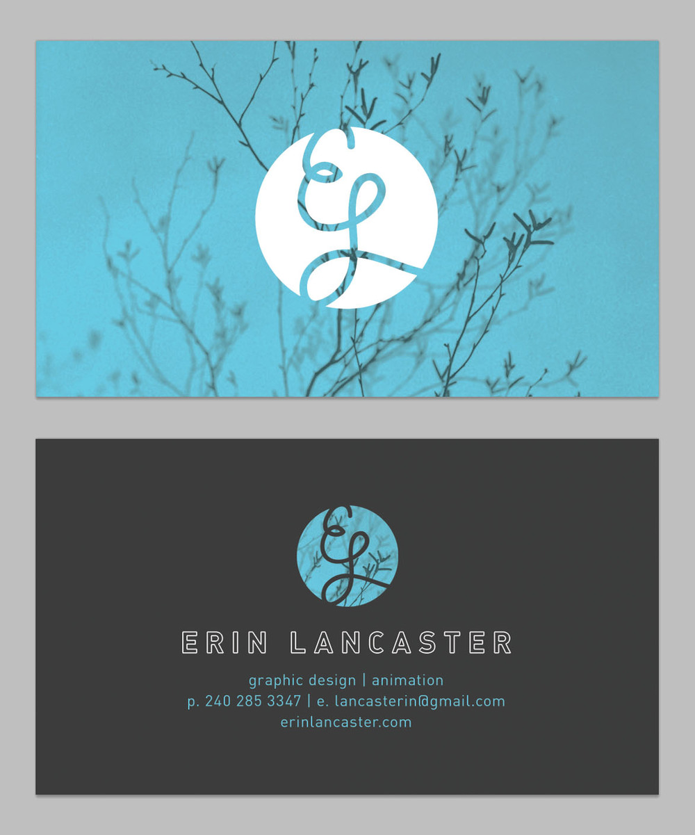 Business Cards — Erin Lancaster