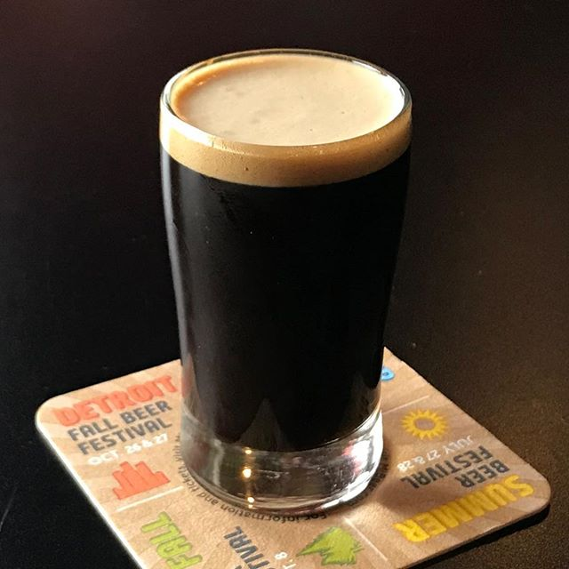 Liquid Jesus Stout is back on tap. 23 ingredients make a beer that is 9.3% abv and 37 ibu.