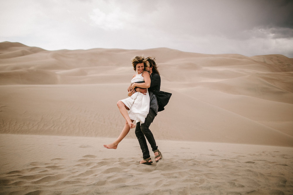 Taylor & Chamisa                    Great Colorado National Sand Dunes Park and Preserve