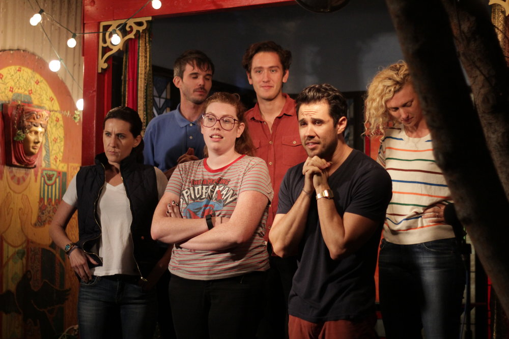 SINprov every 4th Thursday, featuring the greatest Indie teams in Los Angeles