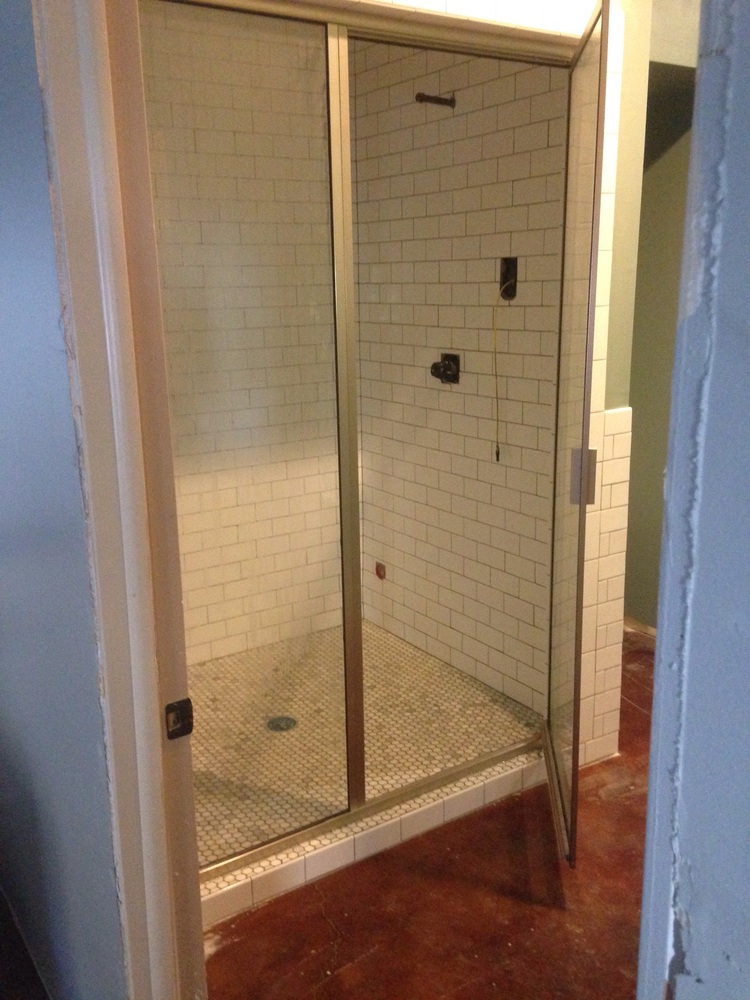 Tile Steam Shower — Form Construction Services, LLC