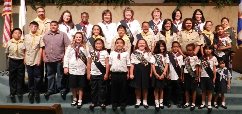 Investiture, Sep 2011. Click here to view program.