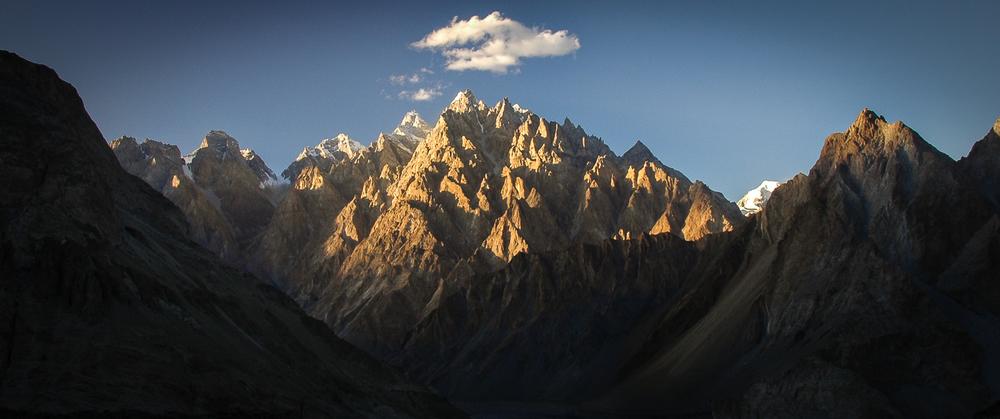 Passu, northern Pakistan