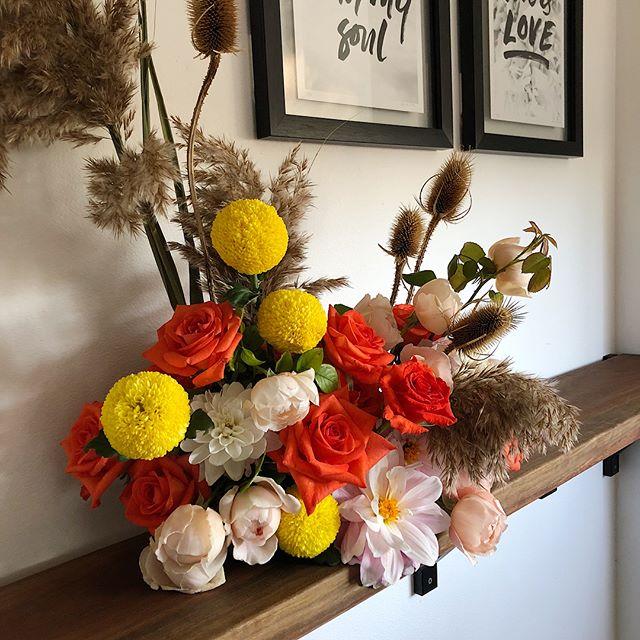 Oh George | for Krystelle #waitingforgeorge #flora #florist #flowers #pop #sydneyflorist