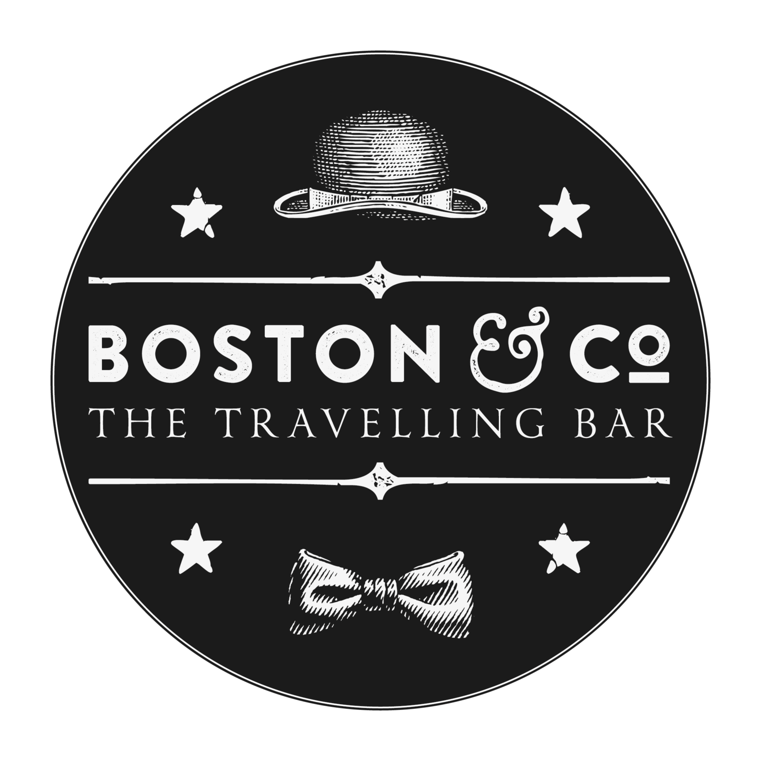 Boston and Co | The Travelling Bar