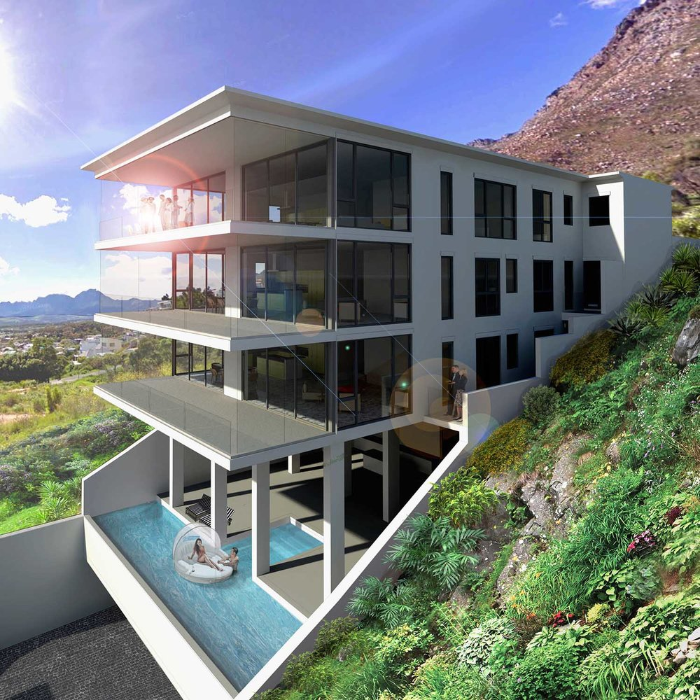 Gordon's Bay Luxury Villa