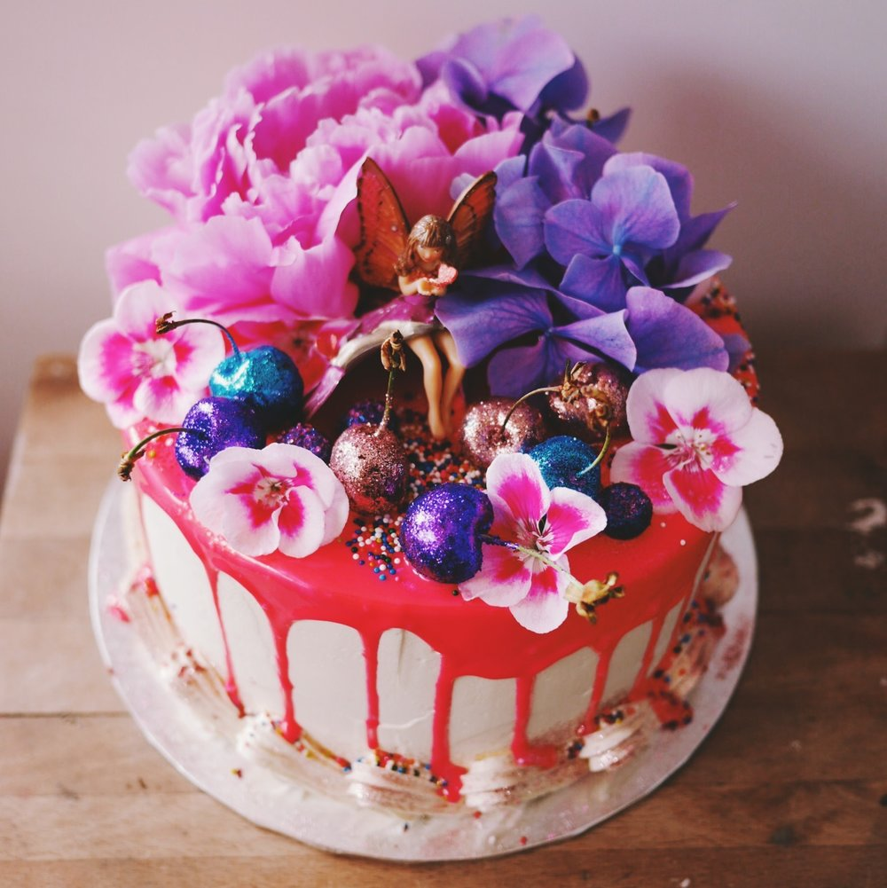 The Best Cakes & Bakers On Instagram To Follow Right Now -