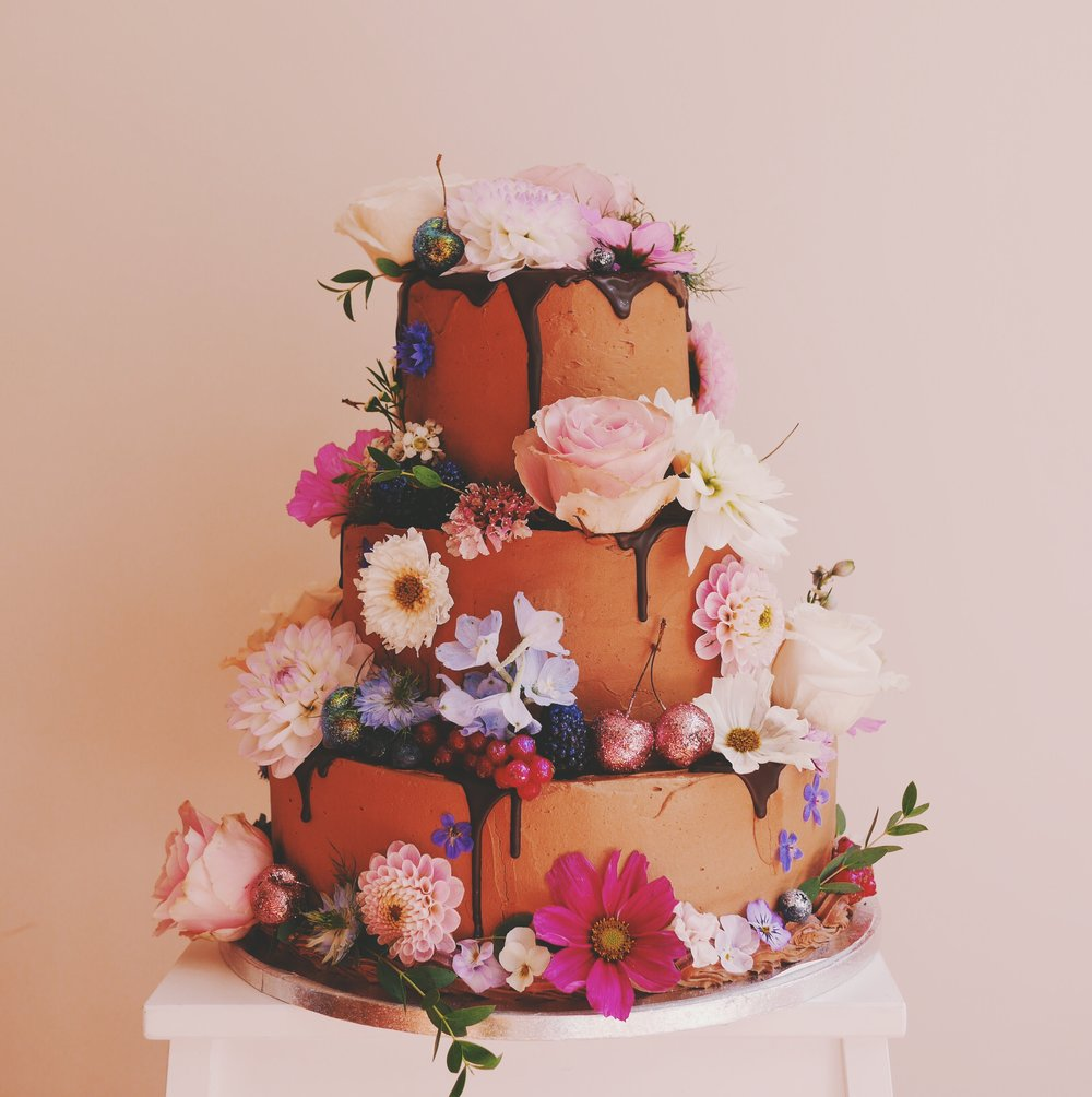 The Best Wedding Cakes in London -