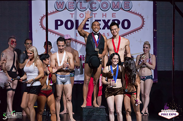 Pole Classic Competition