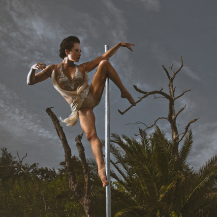 Natasha Wang   IPC Ultimate Champion 2013 Pole Art Runner-Up 2012 US Pole Dance Champion 2011