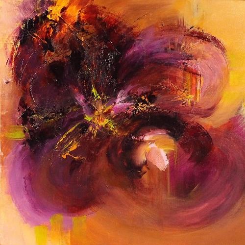 Kati-Bujna_abstract-floral-painting-Snap-Dragon.jpg