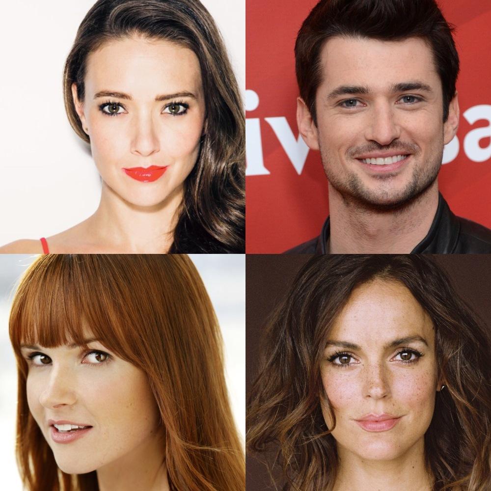 CAST: Austin Highsmith (Kara), Wes Brown (Ben), Valerie Azlynn (Alyssa), Erin Cahill (Vanessa)