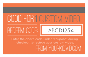 Redeem Gift Card Yourkidvid