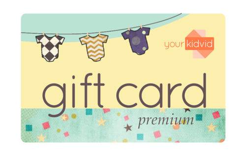 baby shower gift card - Baby Gift Card