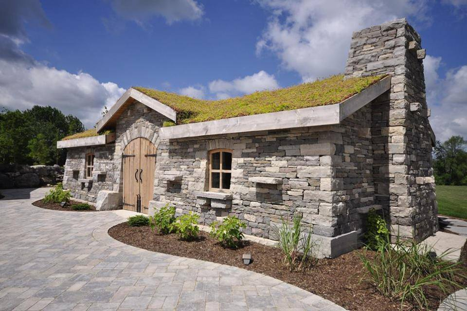What is dry stone walling maine stonework for Building a house in maine