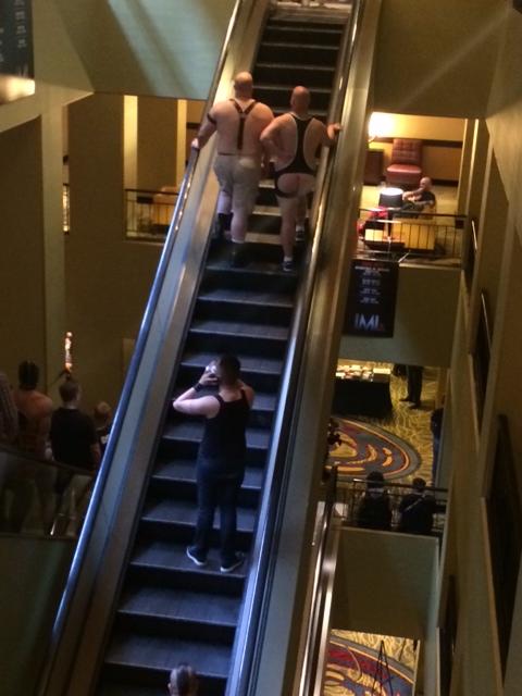 Elevator Booties