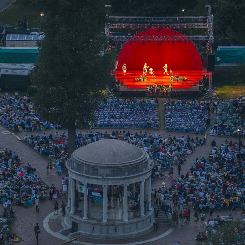 Shakespeare Festival Outdoor: Commonwealth Shakespeare Company