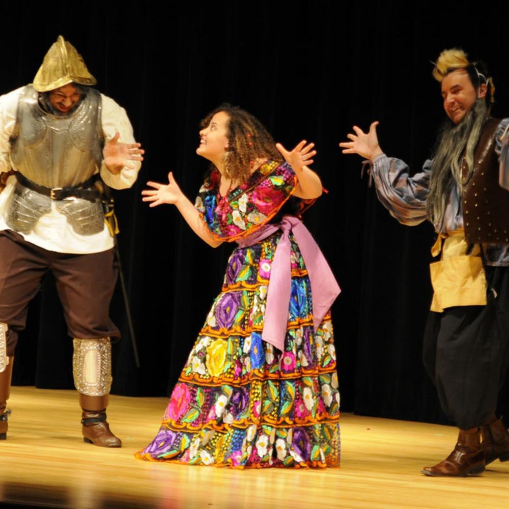 Shakespeare Festival Outdoor: Shakespeare Theatre